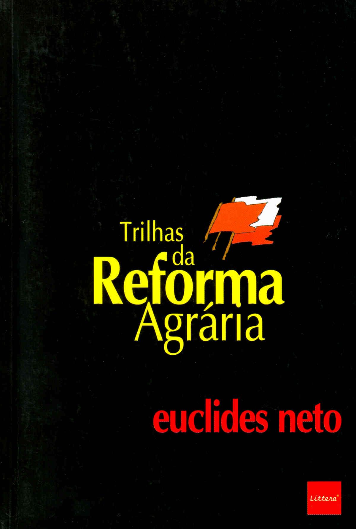 capa Trilhas da reforma agrária
